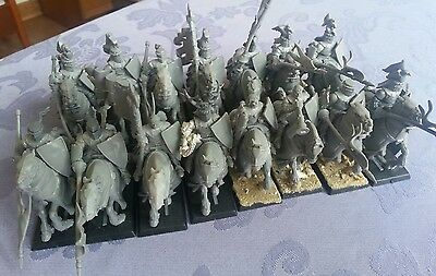 Warhammer bretonnian knights of the realm x15