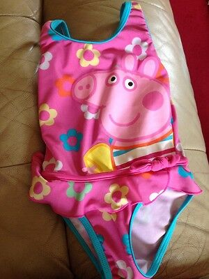 Peppa pig Swimming Suit 9-12 Months
