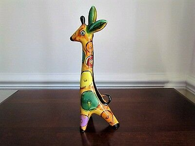 Vintage Retro 1960's Lomonosov Giraffe ~ Made In USSR
