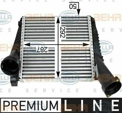 8ML 376 723-471 HELLA Intercooler  charger  Left