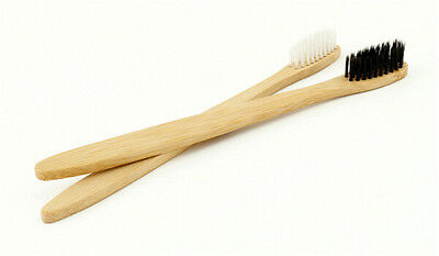 Bamboo Toothbrush, Eco-Friendly and Biodegradable