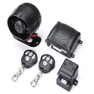 Omega Crime Guard car alarm keyless entry CG350I5