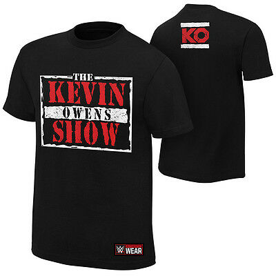 "Kevin Owens ""The Kevin Owens Show"" Authentic T-Shirt - Official Store"