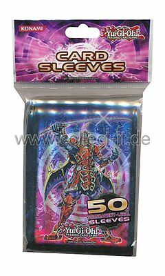 Konami - Yu-Gi-Oh! Card Sleeves - Legendary Six Samurai Shien