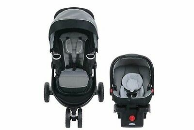 NEW Graco Modes 3 Lite LX Travel System - stroller + car seat