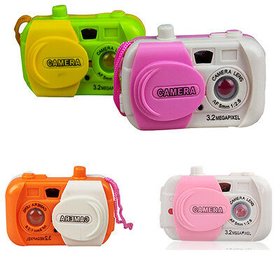 Cute Kids Projection Simulation Camera Educational Toys Child Learning Study Toy