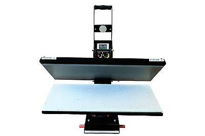 Large Format Heat Press Microtec MAG-40 Top Quality Semi-Auto 60x100cm with Draw
