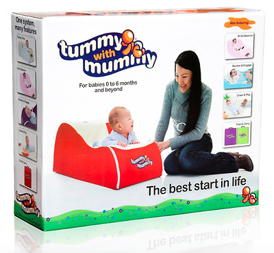 Tummy with Mummy - Brand new - Baby Chair & Activity Centre