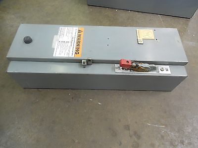 Westinghouse Size 2 Combination Motor Starter 50Amp A200Mcac Mcp23480R