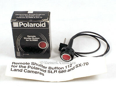 Self-Timer for Polaroid SLR680 & SX-70 Cameras, Other Camera Accessories Listed.