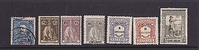 ST Thomas & Prince Islands - 1898-1939, mostly mint