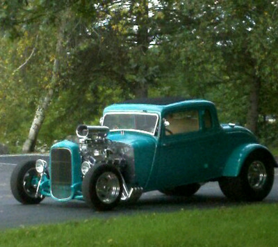 1933 Plymouth Coupe  car
