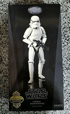 Imperial Stormtrooper STAR WARS SIDESHOW Collectibles 1:6 Scale EXCLUSIVE