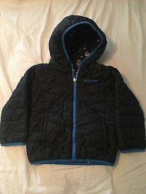 Columbia Winter Coat Size 4T