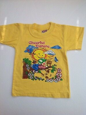 LOVELY T SHIRT size 2-3 years