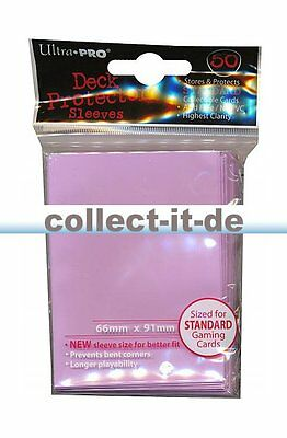 Ultra Pro - Deck Protector Sleeves - pink
