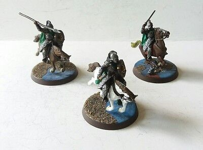 games workshop  Lord of the rings rohan royal guard