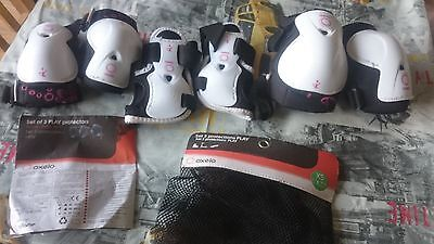 Children's Oxelo Play - Protection For Skates -Scooters, Skate Boards. Xs