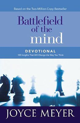 Battlefield of the Mind Devotional: 100 Insights That Will Change the Way You Th