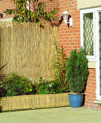 Reed Screening - Reed Garden Screen Fence 5m x 2m