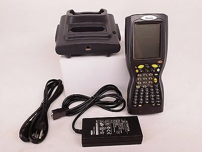 ITRON FC200SR FIELD COLLECTOR METER READER ITRONIX IX100X HANDHELD PC and charge