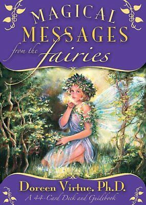 Magical Messages from the Fairies by Doreen Virtue 9781401917036 (Cards, 2008)