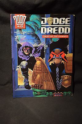 Judge Dredd Tales of the Damned (2000AD)
