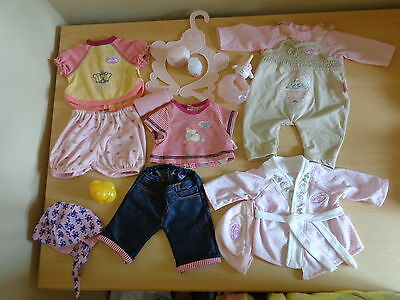 Big Bundle of Baby Born/Annabel Clothes and Accessories (2)