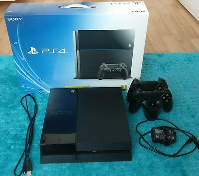 Console Sony PlayStation 4 500 GB Noir Jet