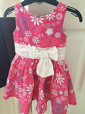 Gorgeous baby girls Pumpkin Patch party dress age 6 to 12 months