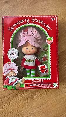 BN Strawberry Shortcake Anniversary Birthday Doll Classic Doll ~ NIB