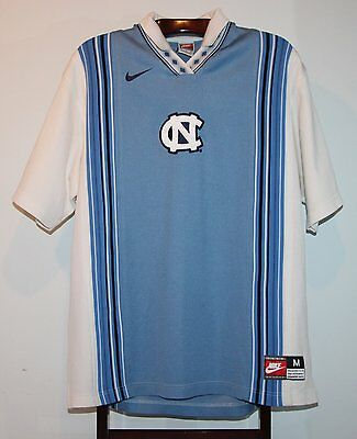 Maillot Trikot Jersey Nba Basketball UNC North Carolina Shooting Shirt L