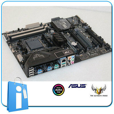 Placa base ATX ASUS SABERTOOTH 990FX R3.0 Socket AM3 sin Chapa ATX ni accesorios