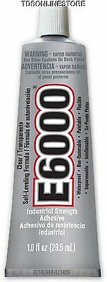 E6000 Crafters / Jewelers Clear Multipurpose Adhesive 1oz