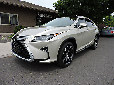 2017 Lexus RX  2017 Lexus RX350 LOADED! MSRP 62K. Only 2K Miles. Like New.Non Rental One Owner