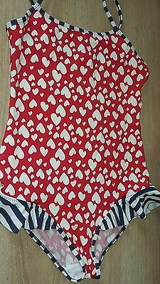 Girls Swimsuit By Matalan  Size 10/11 Years