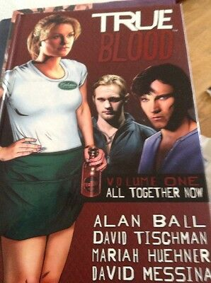 True Blood Volume 1: All Together Now (Hardback) GRAPHIC NOVEL