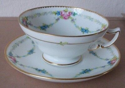 Mintons Cup And Saucer