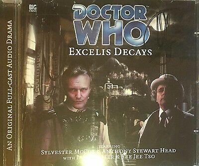 Excelis Decays - Doctor Who (Audio CD) - Signed by Yee Jee Tso [CH]