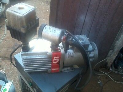 Edwards 5 Two Stage High Vacuum Pump all tested and in working order