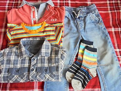 Baby boys five item bundle age 18-24 months Next etc