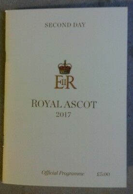 Royal Ascot Racecard Second Day 2017