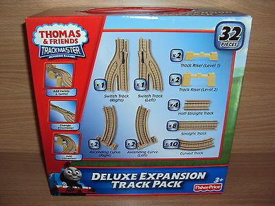 "Thomas & Friends Track Master Railway - ""Deluxe Expansion Track Pack"" Brand NEW"