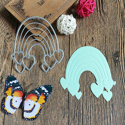 Cute Metal Cutting Dies Stencils DIY Scrapbook Paper Embossing Album Card Craft