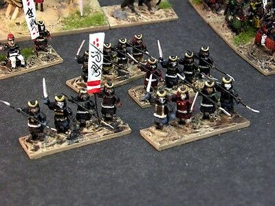 Hordes of the things, Samurai 15mm Painted by JohnnyJukey