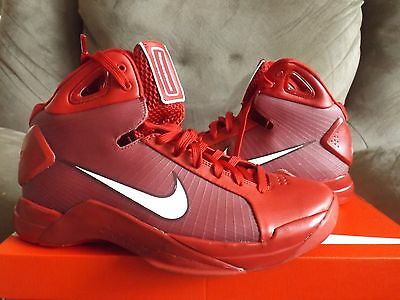 592c75b5b525 Nike HyperDunk  08 Red Men s Basketball Shoes Red 820321 601 New without Box