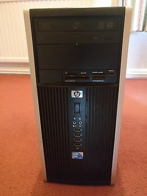 HP Compaq 6000 Pro   Windows 7 Ultimate 64 BIT  Intel Core 2 duo 500GB HD 2G Ram