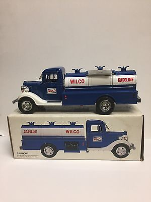 1986 Wilco (Hess) Toy Truck Bank New In Box. Made In Hong Kong.