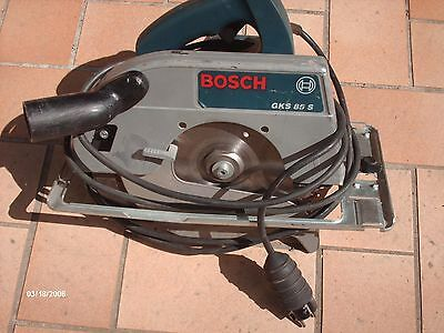 scie circulaire BOSCH   GKS 85 S
