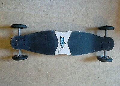 "MBS atom 39"" Carveboard. Choice of wheels. Mountainboard. POSTAGE AVAILABLE"